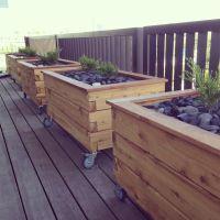 ModBOX Grande on Wheels- Planter Box | Raised garden beds ...