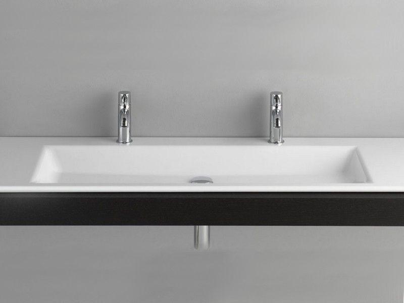 BetteAqua Einbau-Doppelwaschtisch Bad Pinterest Badezimmer - badezimmer einbau