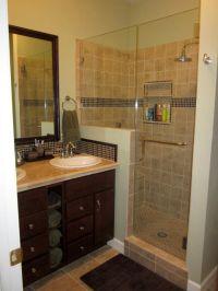 small bathroom remodel diy   Bathrooms   Pinterest   Small ...