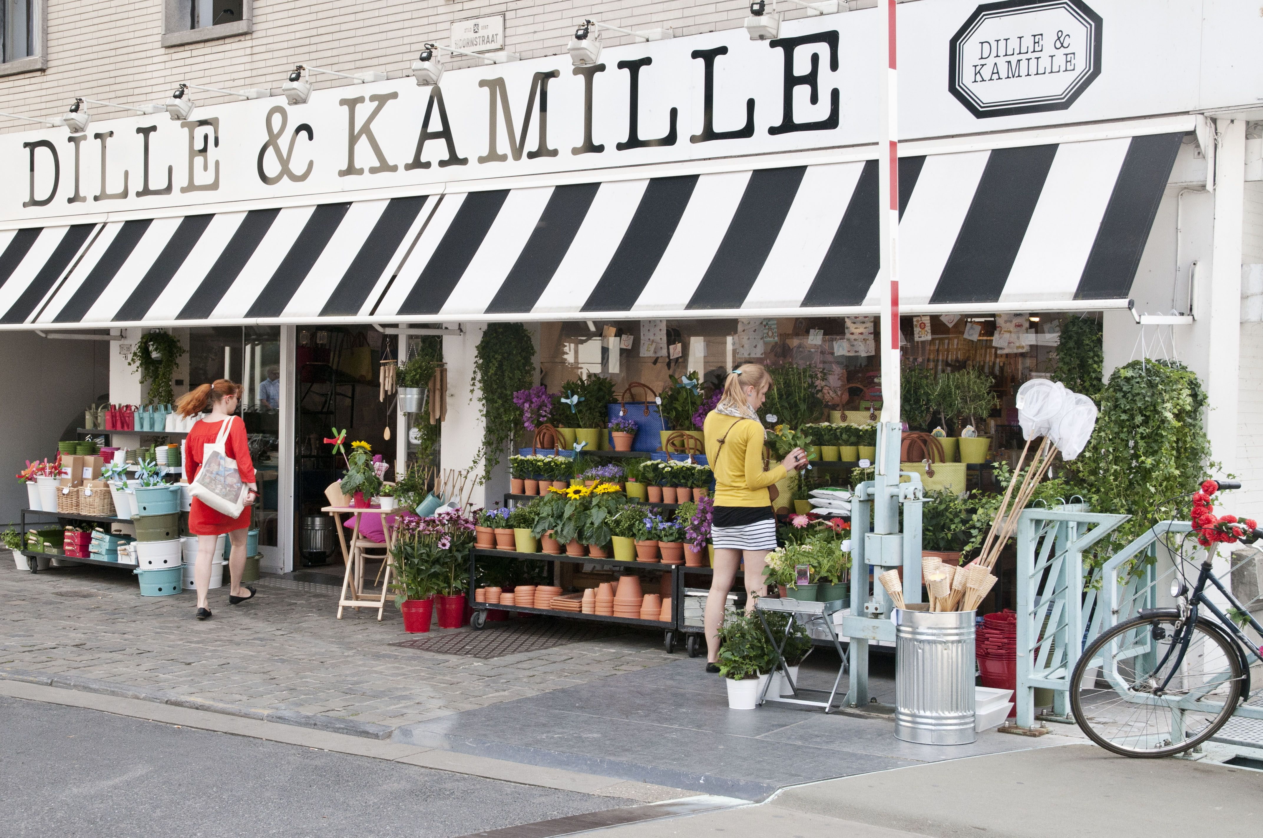 Dille Kamille Amsterdam Dille And Kamille Gent Our Shops In Belgium Pinterest