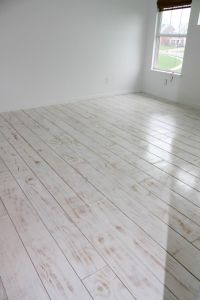 .: DIY wide PLANKED FLOORS - plywood- bedroom for ~$200 ...