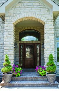 Exterior, : Magnificent Picture Of Front Porch Decorating ...