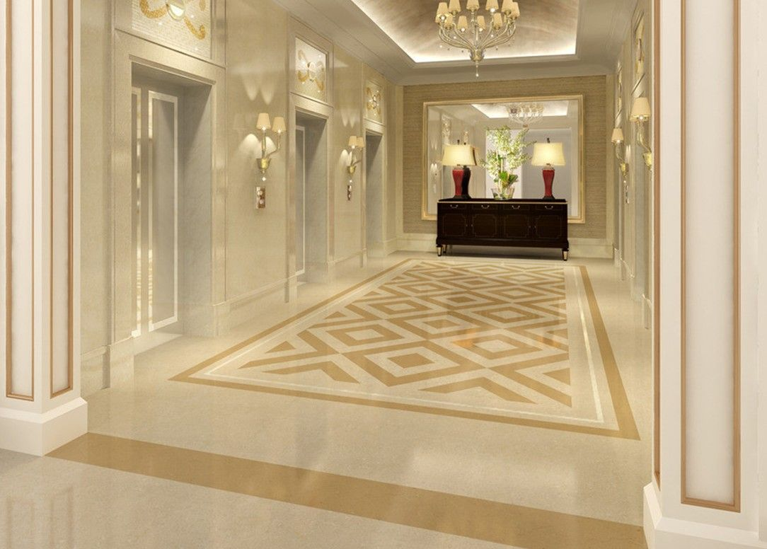 Interior Floor Design Hotel Elevator Hall Floor And Wall Design Elevator Lobby