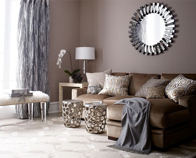 Best 20+ Living room brown ideas on Pinterest Brown couch decor - silver living room furniture