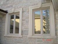 stone sills around exterior windo | Home Exteriors ...
