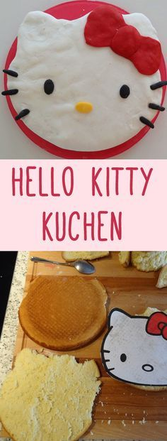 Hello Kitty Kuchen Deko - Hello Kitty Kuchen ganz leicht backen - category kuchen dekoo continued
