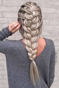 24 Cute Hairstyles for a First Date | Hair style, Makeup ...