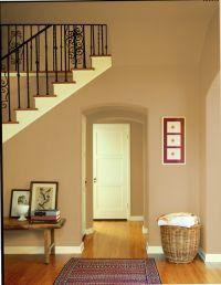 Dunn-Edwards Paints paint colors: Wall: Warm Butterscotch ...