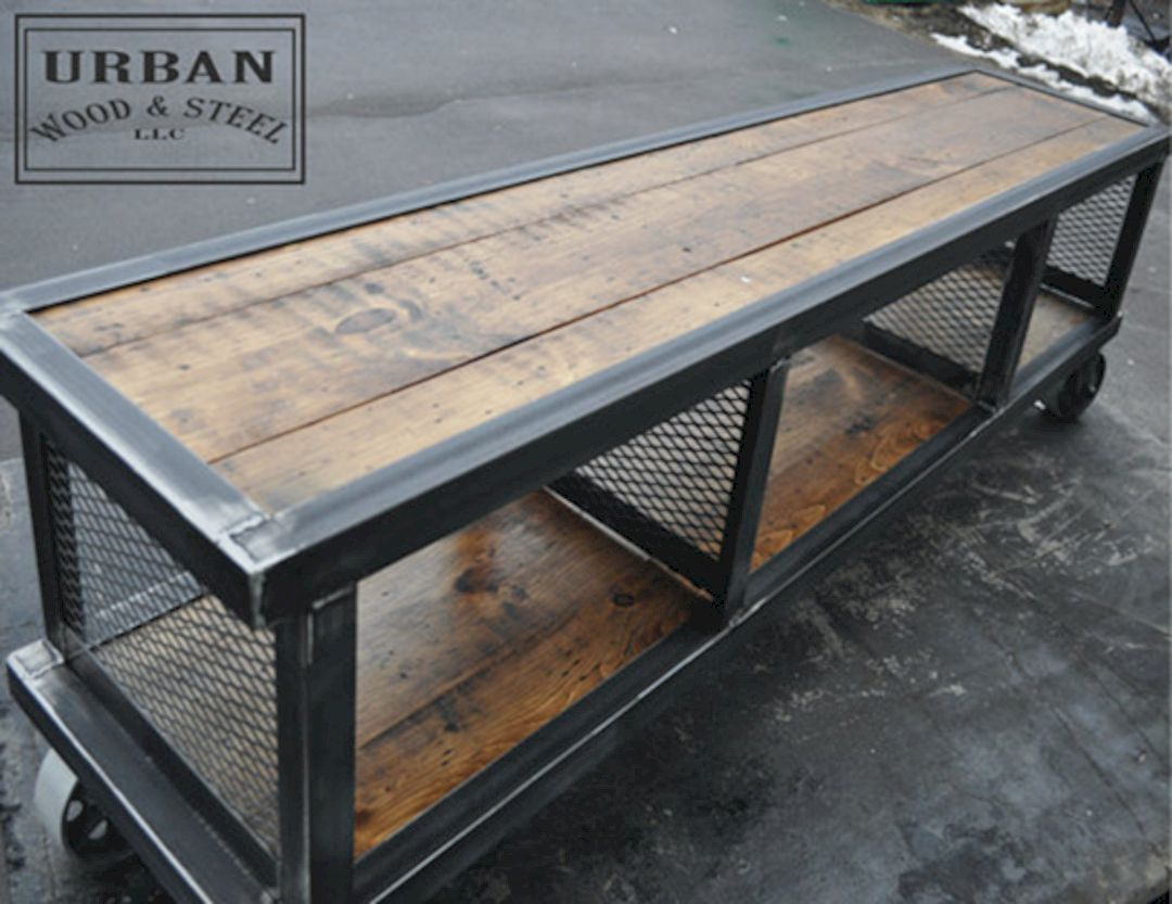 Industrial Coffee Table Coolest Industrial Furniture 130 Best Ideas For