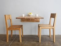 Wall Fold Away Dining Tables for Small Spaces | Wall ...