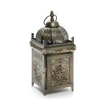Wilko Moroccan Lantern Bronze Medium | Lighting ...