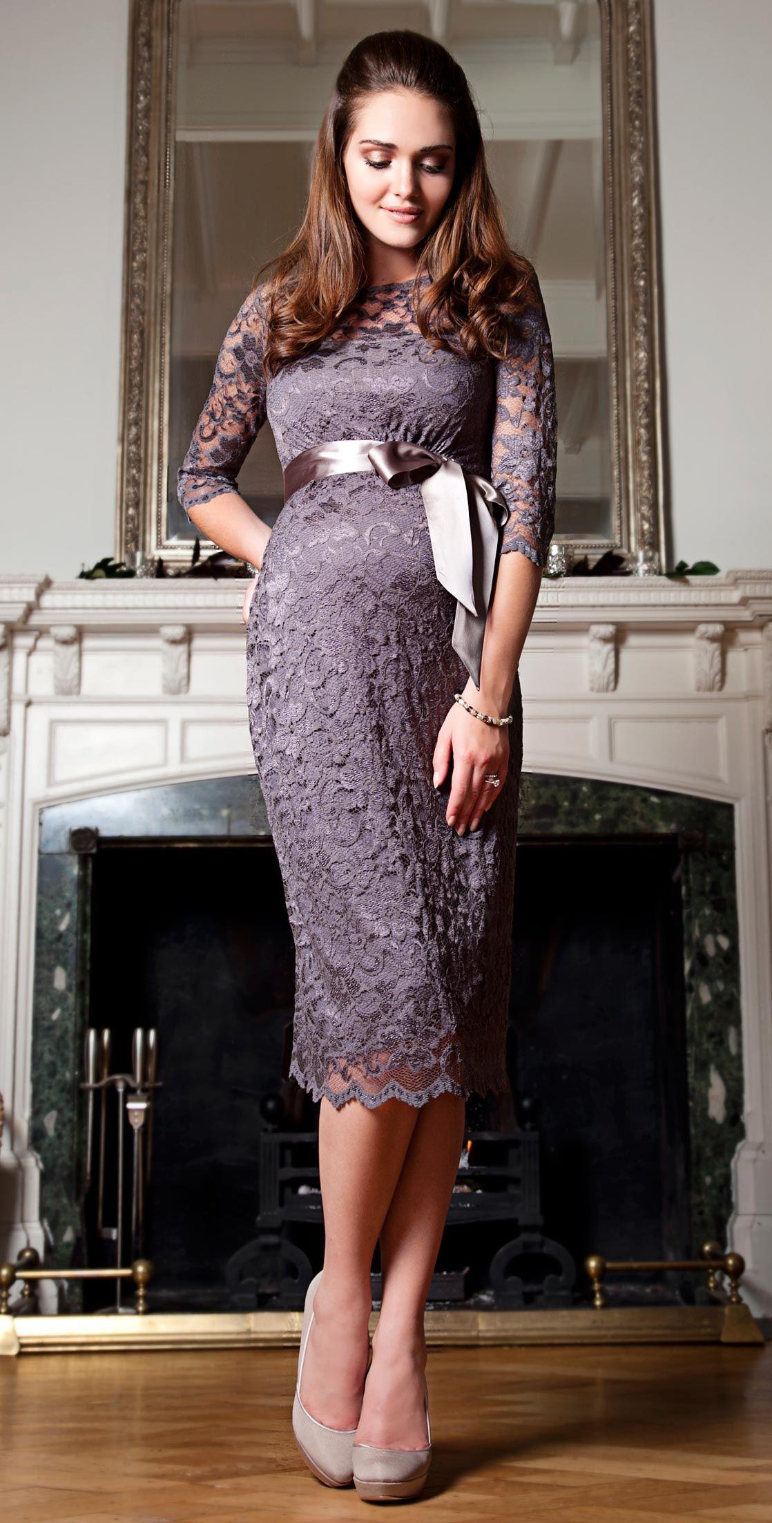 maternity wedding guest dresses Amelia Dress Short