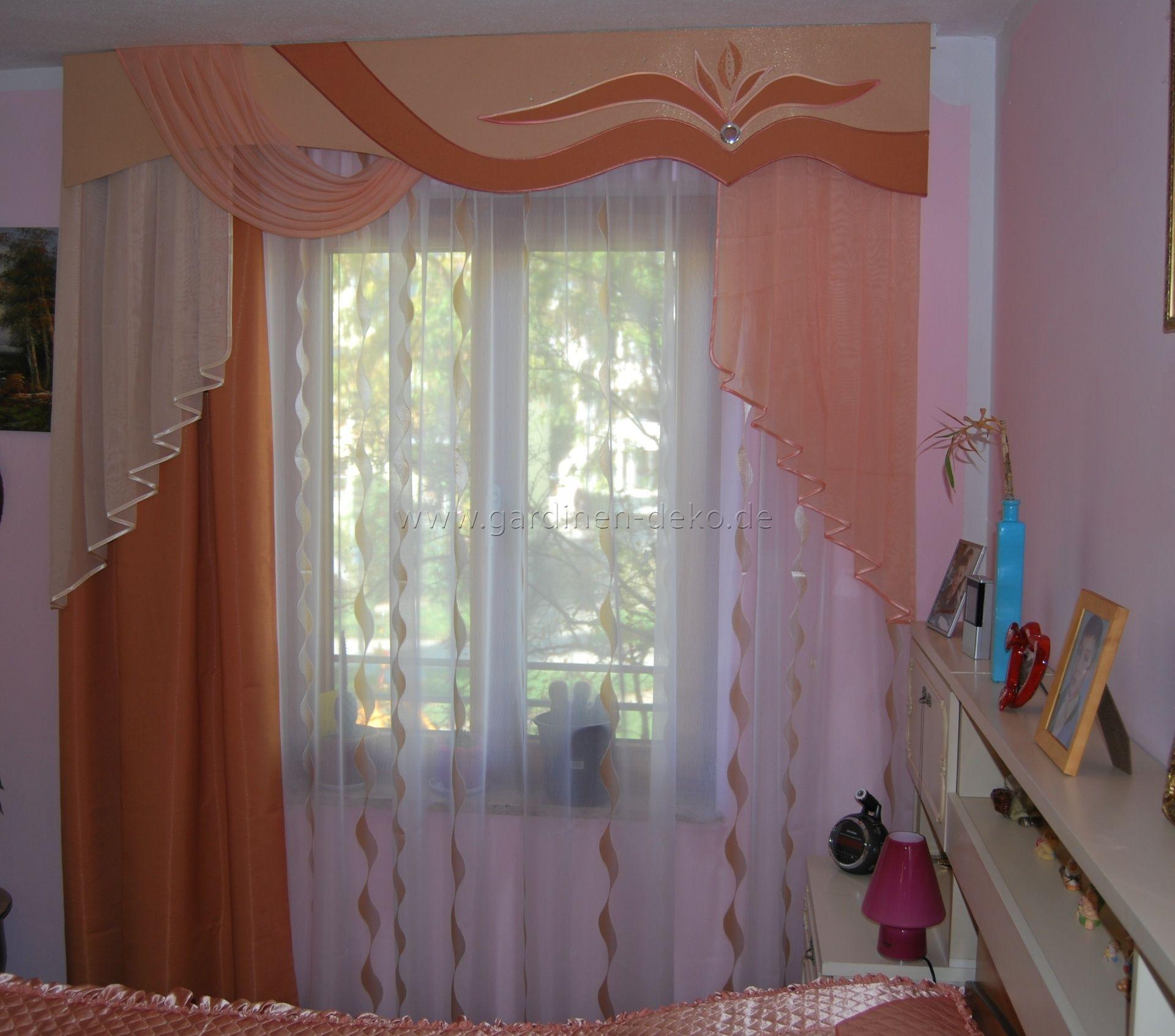Schlafzimmer Vorhang Modern: Gardine Schlafzimmer Wohndesign