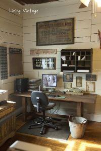 Vintage Office on Pinterest   Retro Office, Vintage Office ...