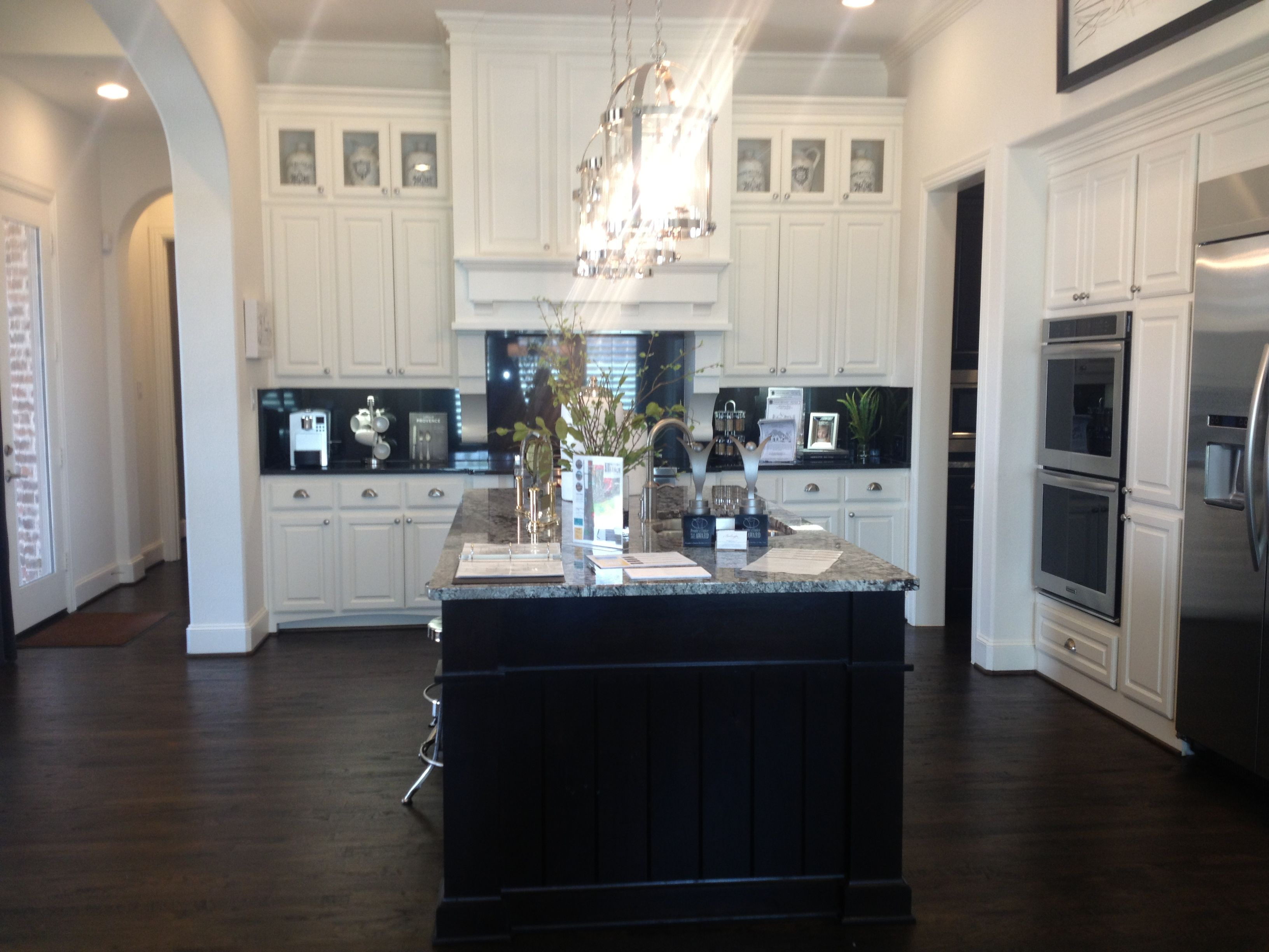 Kitchen Design Ideas Dark Floors Ideas Gorgeous Black And White Kitchen Design Dark Wood