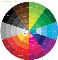 makeup color wheel for hazel eyes - Google Search | Color ...