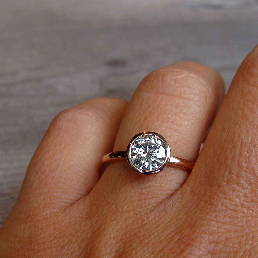 rose gold wedding rings Rose Gold Engagement Rings Images McFarland Designs Ethical Jewelry Using Fair Trade Stones and