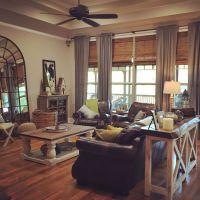 Farmhouse Living Room Paint Colors