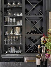 Built-In Bookshelf - Home Organization - Interior Design ...