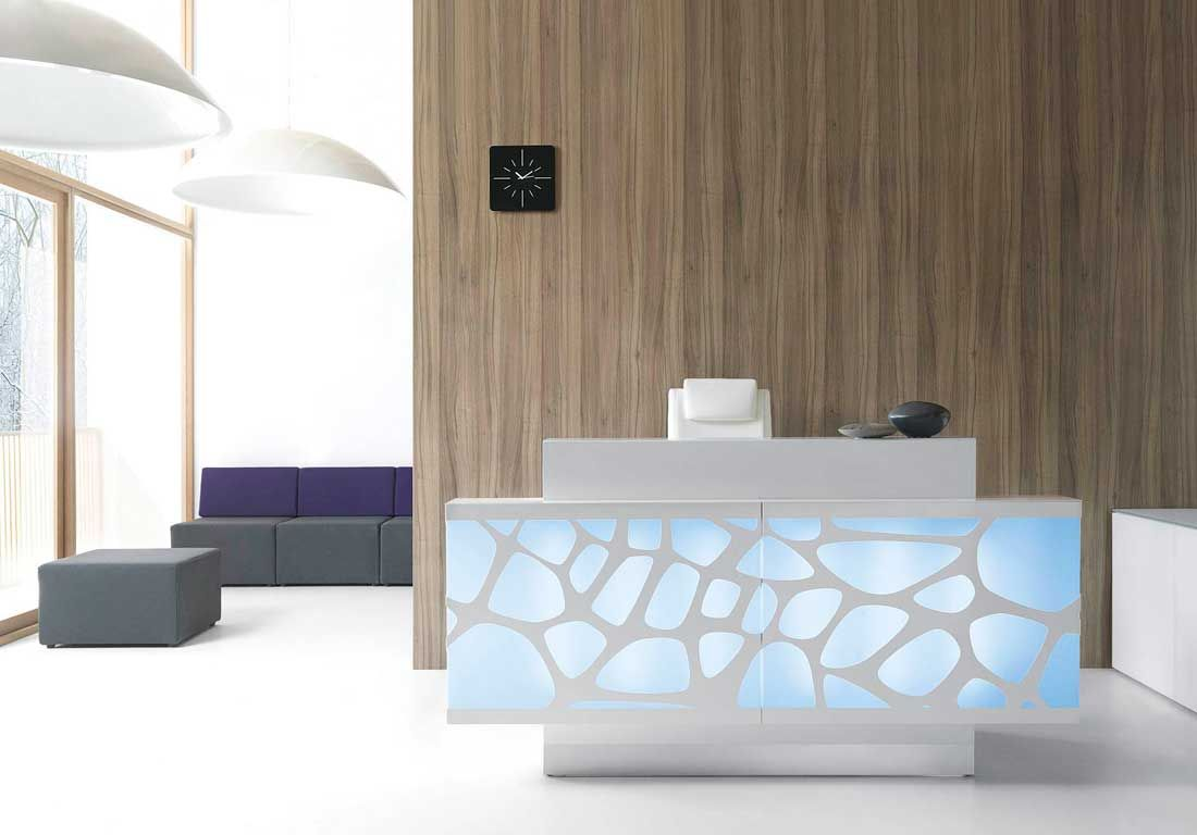 Moderne Theke Reception Desks Contemporary And Modern Office Furniture