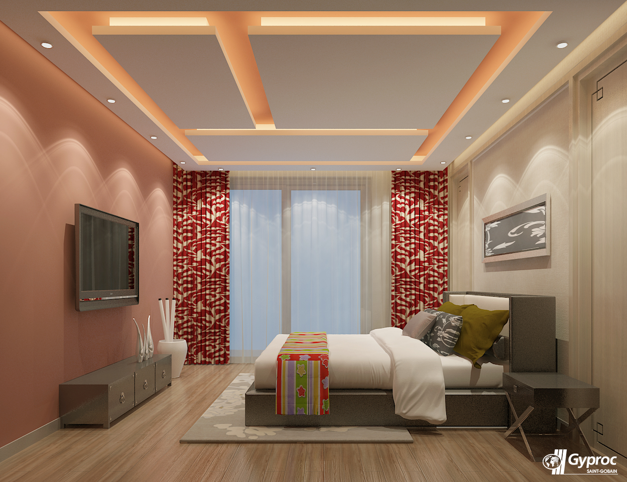 Ceiling Design For Small Room This Gracious And Artistic Falseceiling Will Definitely
