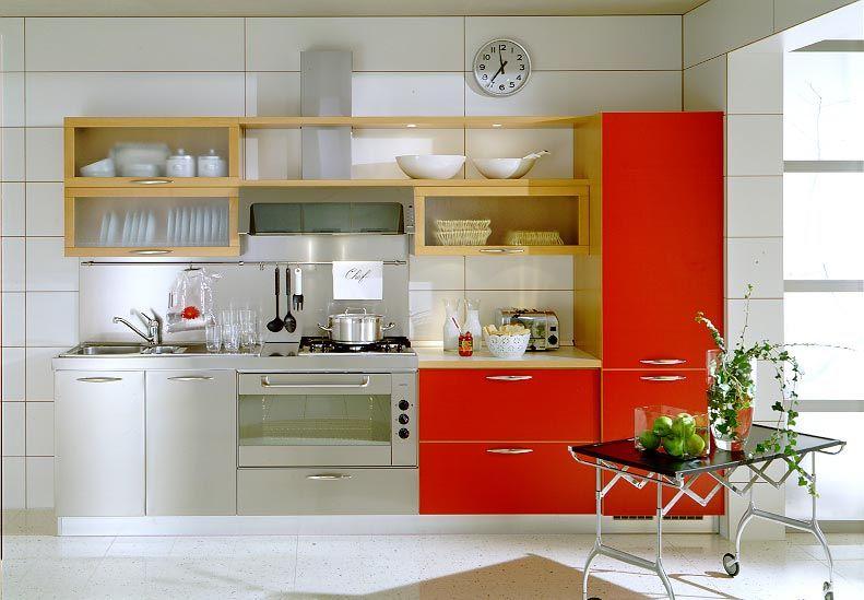 21 Cool Small Kitchen Design Ideas Kitchen design, Small spaces - kitchen designs for small spaces
