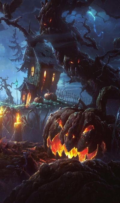 Holiday wallpapers | Halloween Wallpapers | http://www.fabuloussavers.com/wlatestjuly2015.shtml ...