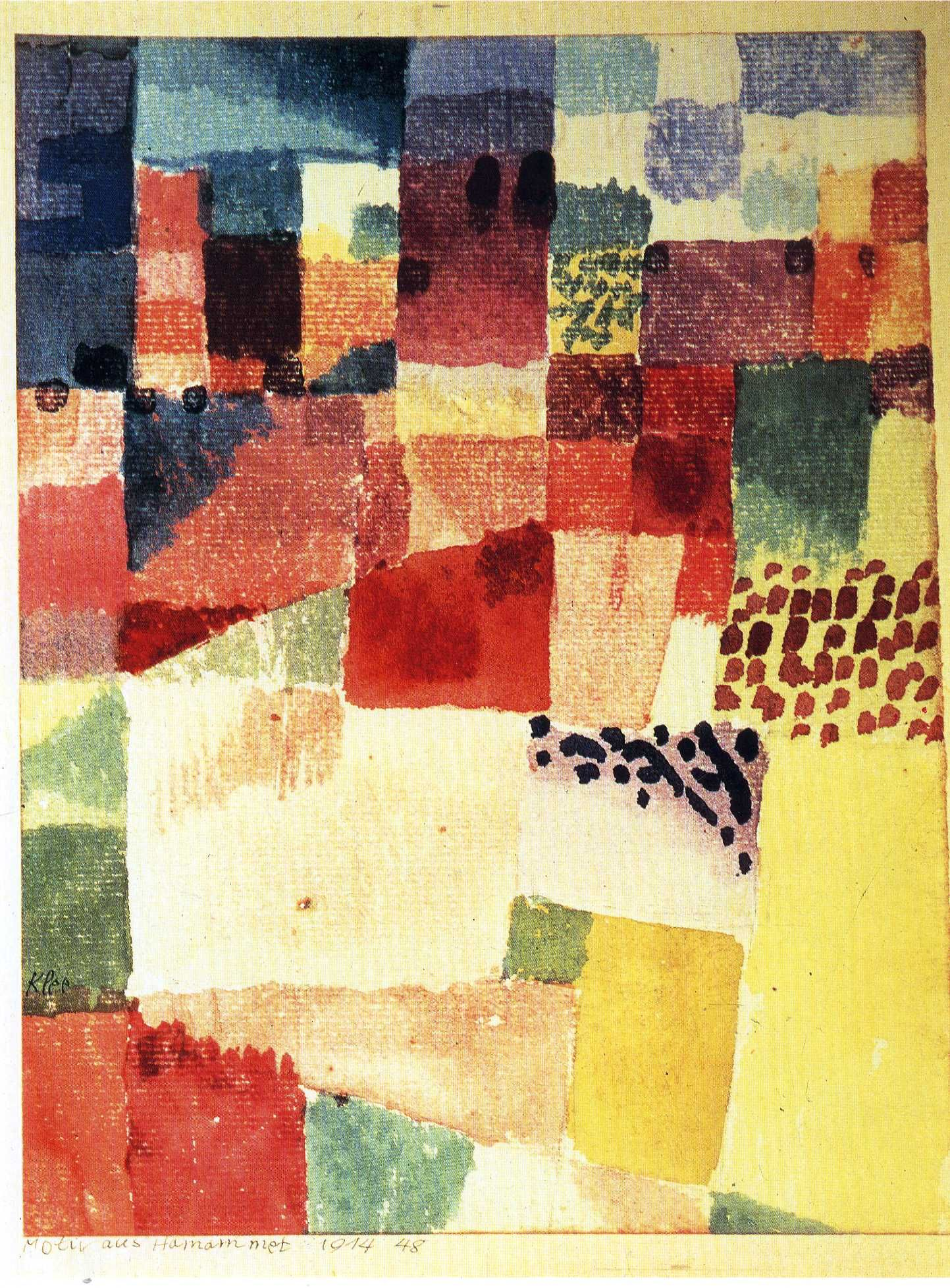 Paul Klee Pinturas Paul Klee Google Search Paul Klee Pinterest Arte