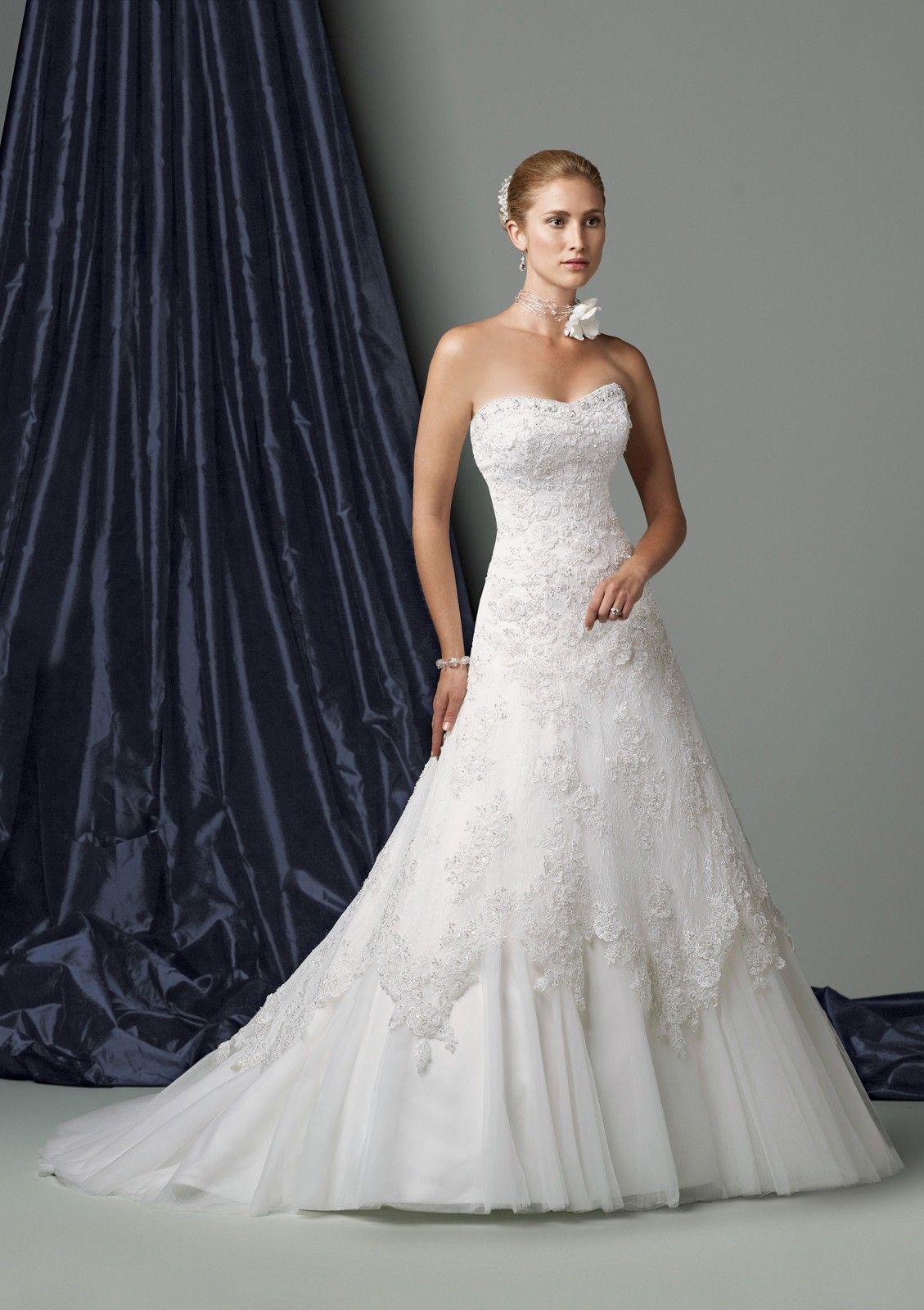 strapless wedding dresses Strapless Wedding Dresses Are The Bride s 1 Dress Choice StyleKuw