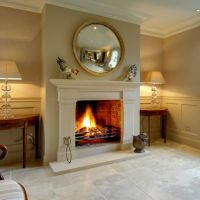 Bath stone Georgian fireplace | House | Pinterest ...