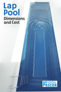 Lap Pool Dimensions and Cost | Lap pools, Swimming pools ...