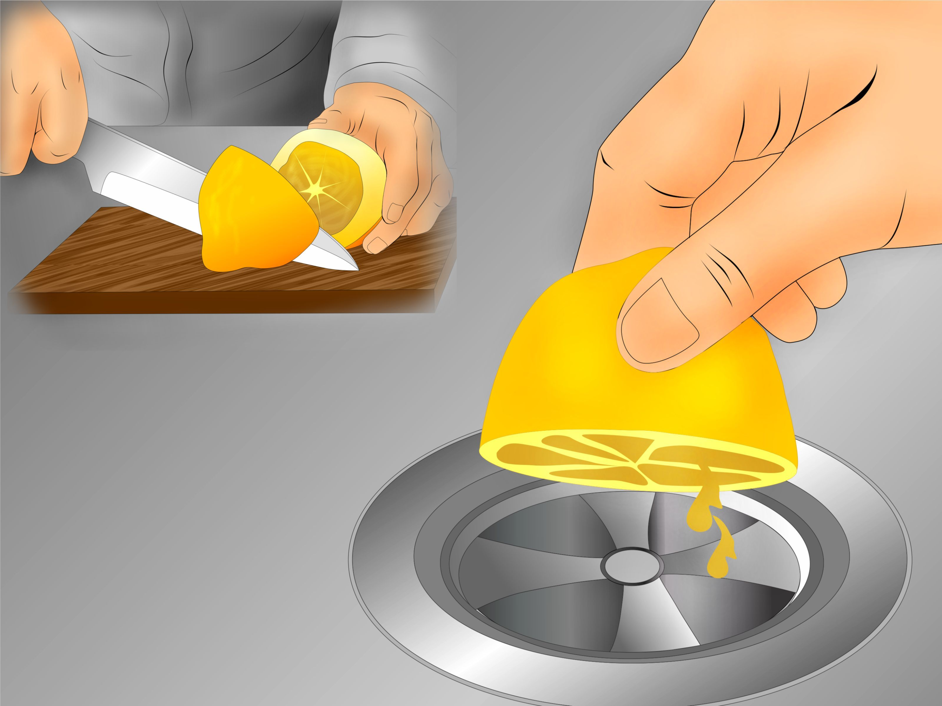 how to unclog a sink unclog kitchen sink How to Unclog a Garbage Disposal via wikiHow com Unclog a Garbage Disposal Garbage disposals