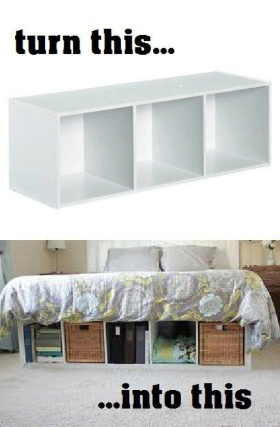 10 Bedroom Organization Tips to Make the Most of a Small Space - small bedroom organization ideas