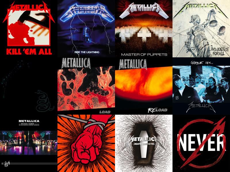 Sum 41 Wallpaper Hd All Album Cover Metallica Metallica T Shirt Logo