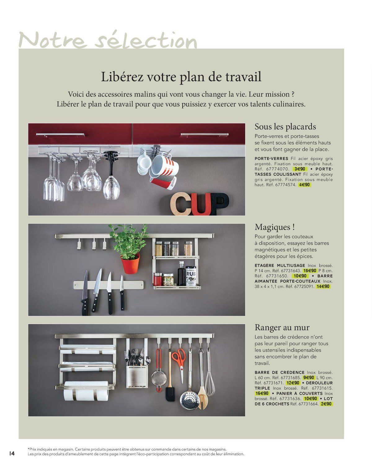 Credence Aimantée Mon Guide Maison N1 Home Sweet Home Pinterest