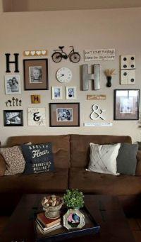 nice 170+ Family Photo Wall Gallery Ideas | Decoration ...