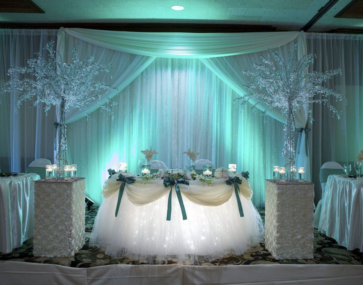wedding decoration ideas Top 19 Wedding Reception Decorations With Photos