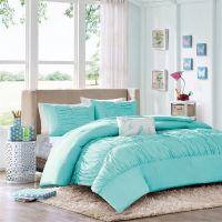 Comforter Sets for Teen Girls Tiffany Blue Bedding Aqua