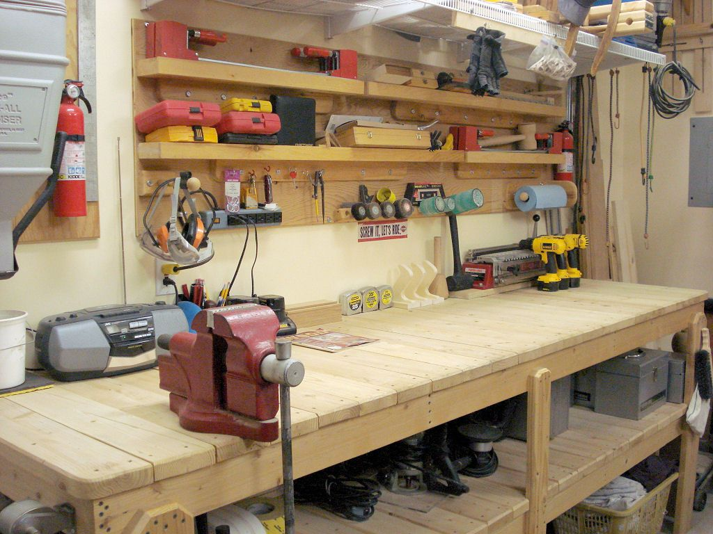 Garage Workbench And Storage Garage Workbench Portable Tool Storage Discover Thousands