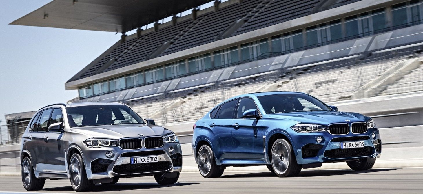 Bmw x5 m f85 and x6 m f86 official thread