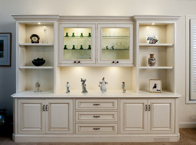 Living Room Display Cabinet Design Painted And Glazed Display - living room display cabinets