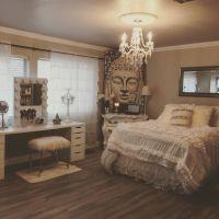 Shabby chic meets Zen glam | My new bedroom | Pinterest ...