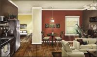 paint colors for open floor plan house | Choosing a color ...