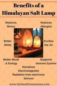 Himalayan Salt Lamp Benefits Research | liminality360.com