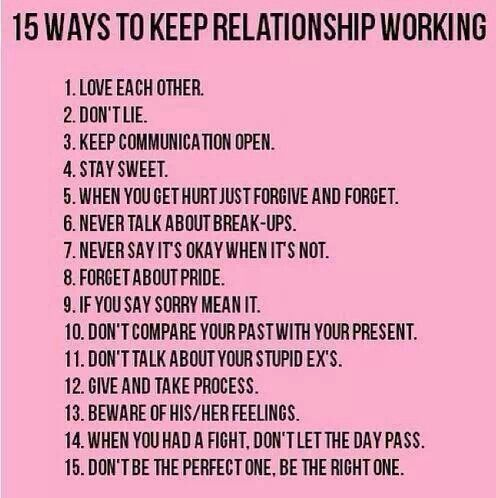 Great Relationships After Quitting Job how to make a relationship - great relationships after quitting job