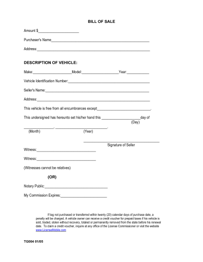 Printable Sample Car Bill of Sale Form   Laywers Template Forms Online   Pinterest   Real estate ...