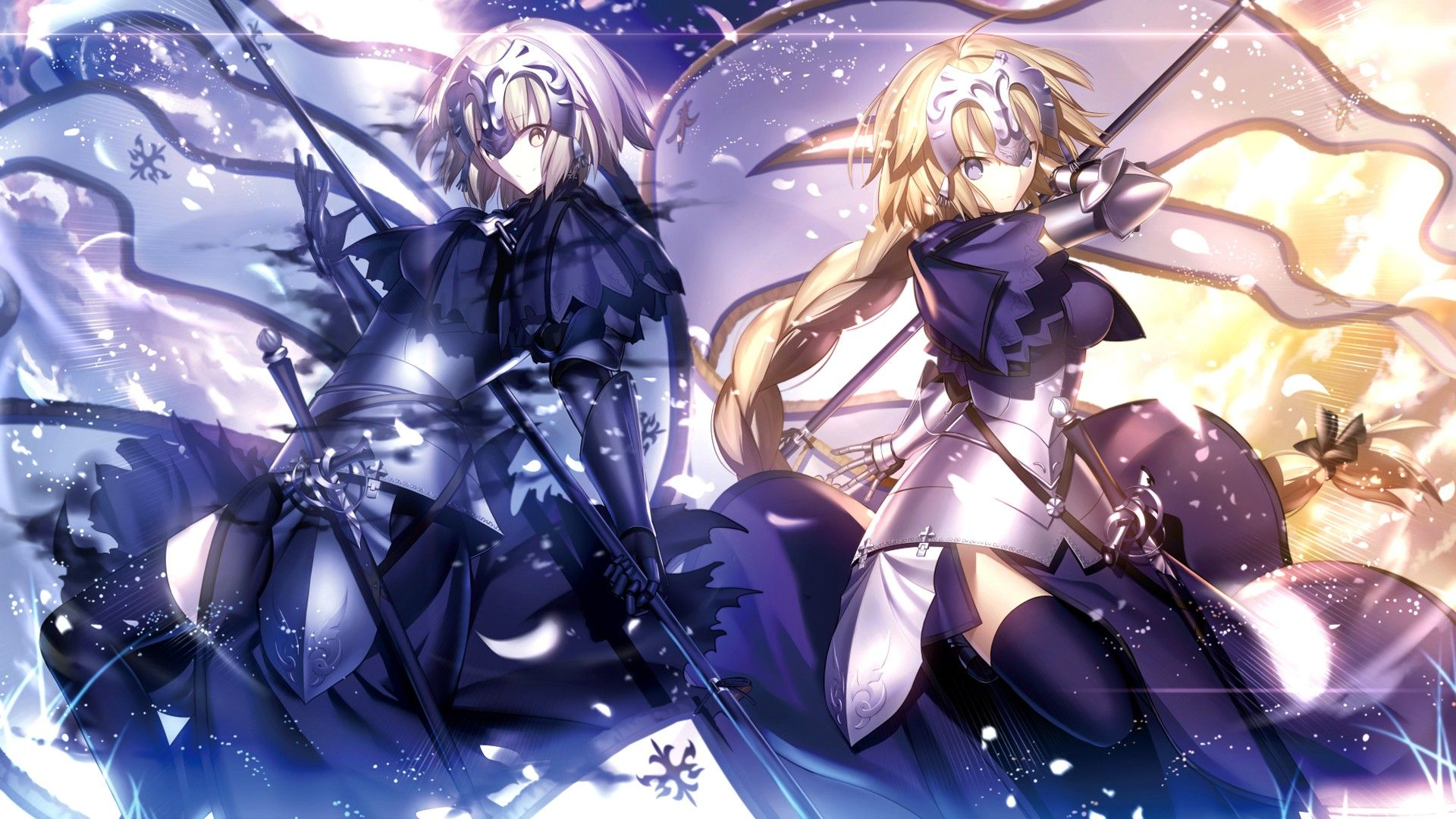 Fate Zero Wallpaper Hd Anime 1920x1080 Fate Grand Order Ruler Fate Grand Order