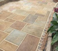 Indian-Sandstone-Paving-Natural-Stone-Patio-Flags-Garden ...