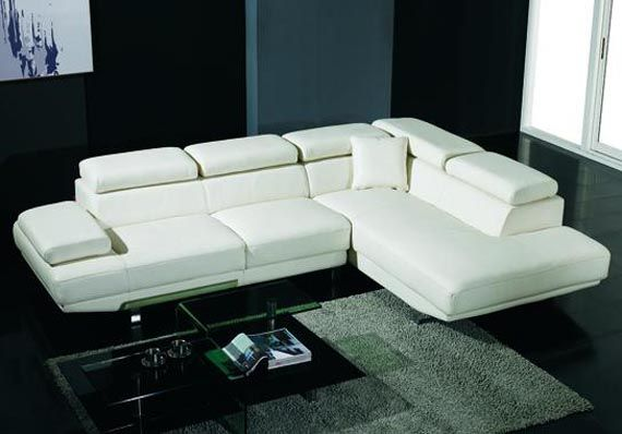 modern sofas - Google Search Architecture Pinterest White - white sectional living room