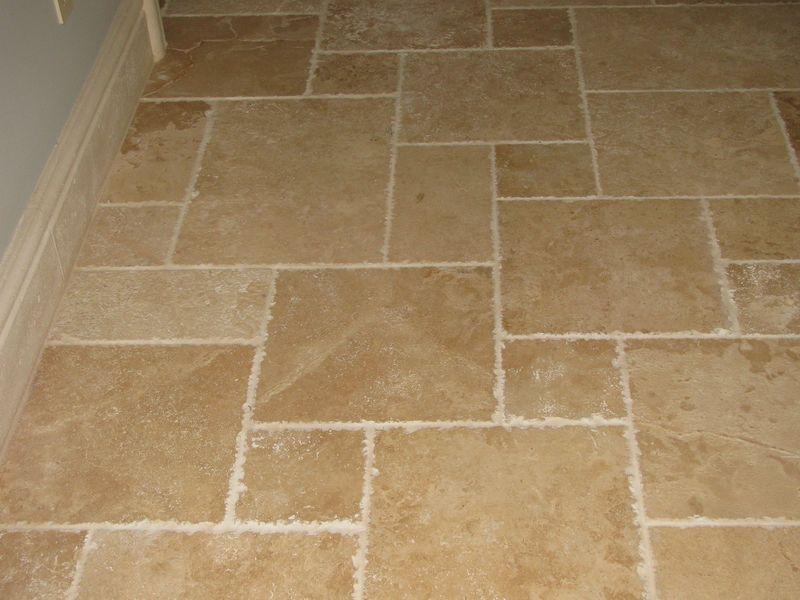 29 best Home - Flooring images on Pinterest Home, Bathroom ideas - kitchen tile flooring ideas